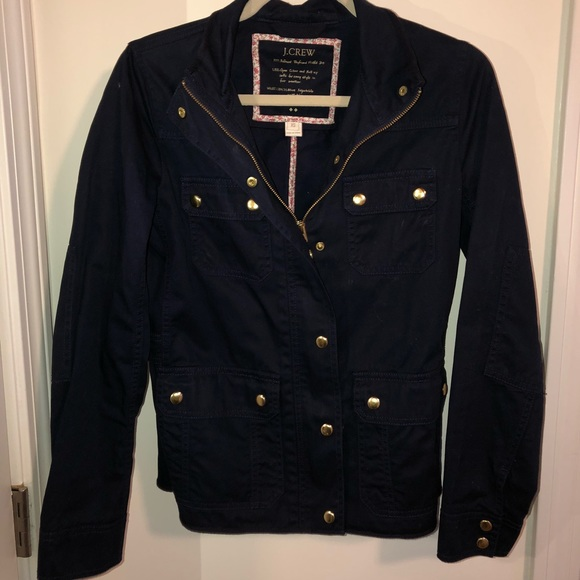 J. Crew Jackets & Blazers - Perfect fall jacket